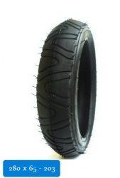 Babakocsi külső gumi 280*65-203